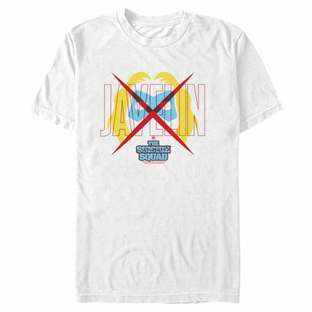 The Suicide Squad Javelin Icon and Mask Men's T-Shirt