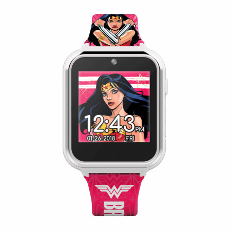 Wonder Woman Accutime Interactive Kids Watch