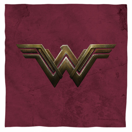 Wonder Woman Movie Symbol Bandana