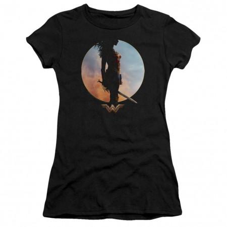 Wonder Woman Wisdom and Wonder Women's Tshirt