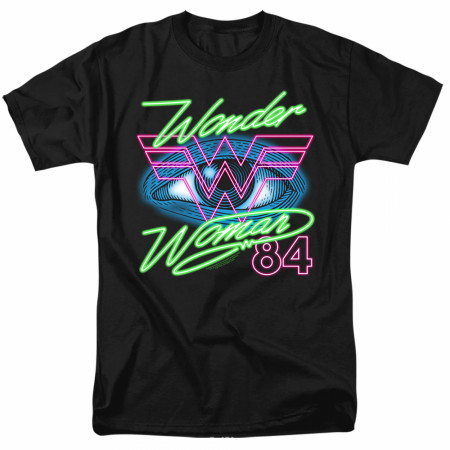 Wonder Woman 1984 Movie Eye T-Shirt