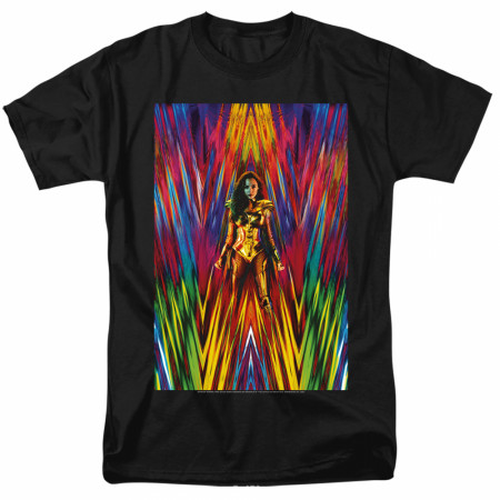 Wonder Woman 1984 Movie Poster T-Shirt