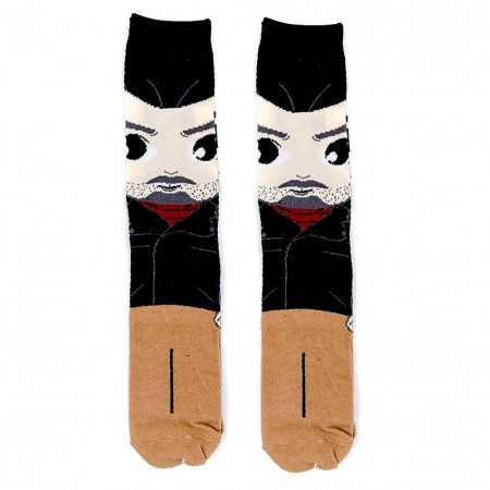 Walking Dead Men's Negan Crew Socks