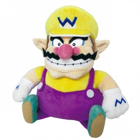 Nintendo Mario Bros. Wario Classic Plush Doll