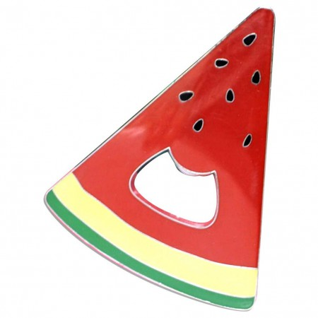 Watermelon Metal Bottle Opener