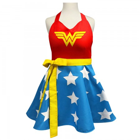 Wonder Woman Ladies Costume Apron