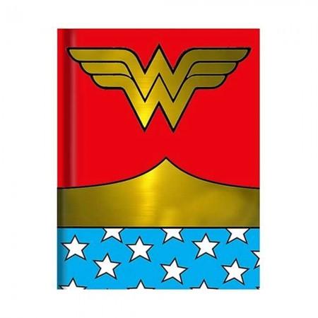 Wonder Woman Hardcover Journal