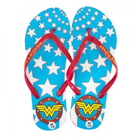Wonder Woman Sandals