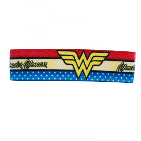 Wonder Woman Elastic Bracelet