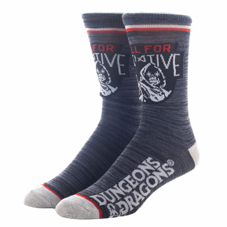 Dungeons & Dragons 3-Pair Pack of Crew Socks