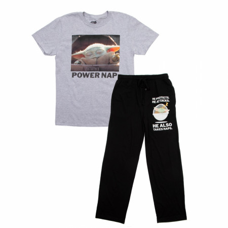 Star Wars The Mandalorian The Child Power Nap Sleep Set