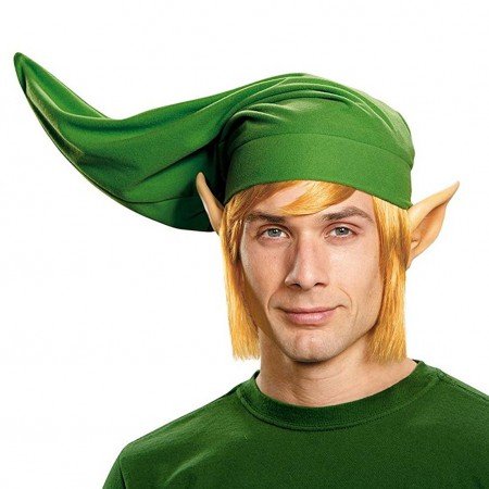 Legend Of Zelda Green Link Adult Costume Kit