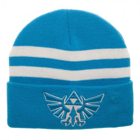 Legend Of Zelda Light Up Breath Of The Wild Winter Beanie