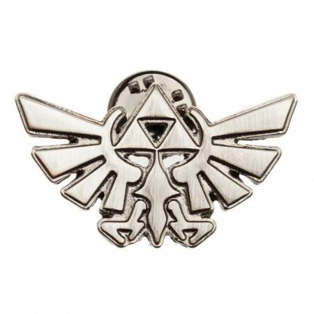 The Legend Of Zelda Triforce Logo Lapel Pin