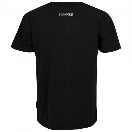 Guinness Are You Toucan To Me Black Tee Shirt
