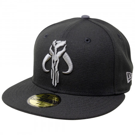 Star Wars The Mandalorian New Era 59Fifty Fitted Hat