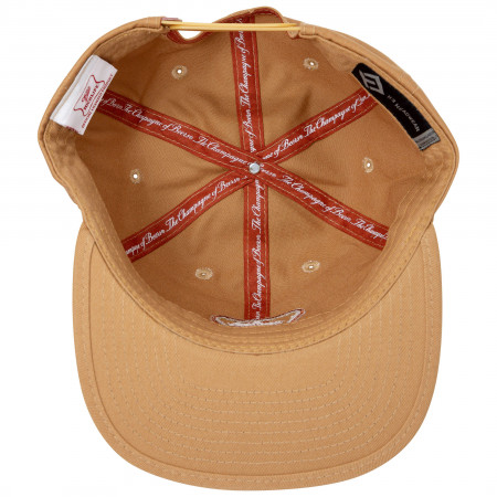 Miller High Life Beer Adjustable Strapback Hat