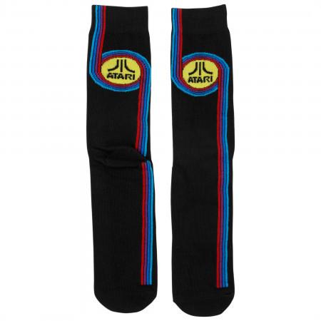 Atari Black Socks