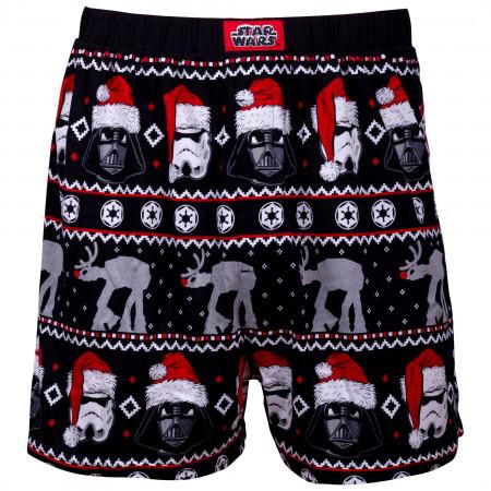 Star Wars Empire Christmas Cheer Boxers