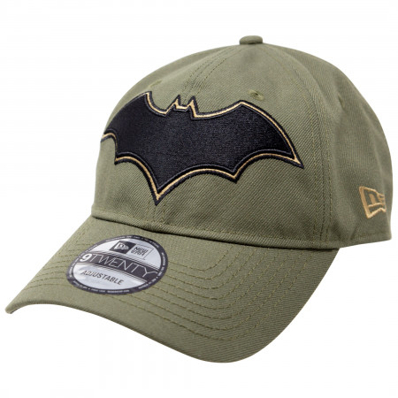 Batman Salute To Service New Era 9Twenty Adjustable Hat