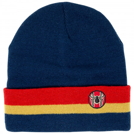 Spider-Man Iron Spider Cuff Beanie