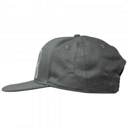 PlayStation Since 1994 Adjustable Grey Snapback Hat