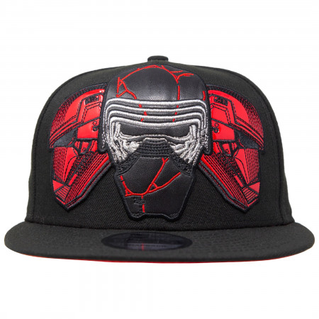 Star Wars The Rise of Skywalker Leather Empire Trio 9Fifty Adjustable Hat
