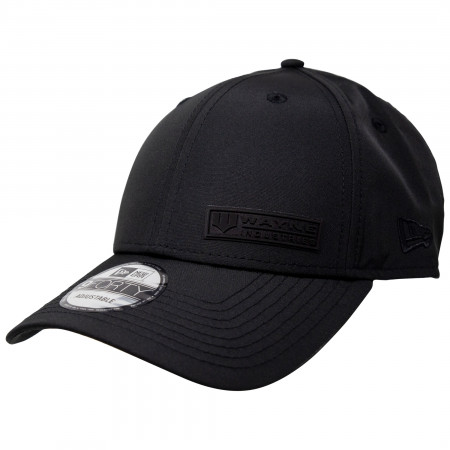 Batman Wayne Industries New Era 9Forty Adjustable Hat