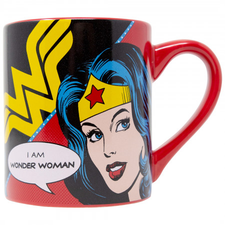 I am Wonder Woman Mug