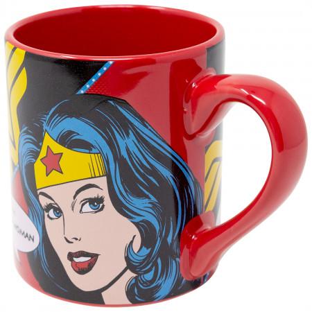 I Am Wonder Woman Mug