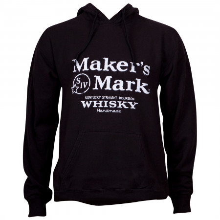 Makers Mark Eco Friendly Logo Hoodie