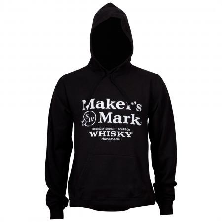 Makers Mark Eco Friendly Logo Hoodie