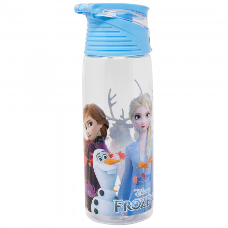 Frozen 2 Flip Top 25 Ounce Water Bottle