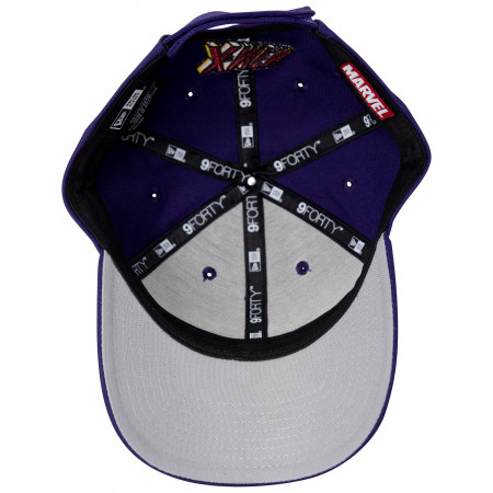 X-Men Sentinel Marvel 80th New Era 9Forty Adjustable Hat