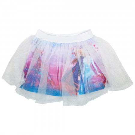Frozen 2 Tutu Youth Skirt