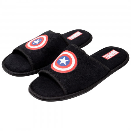Captain America Slide Sandals