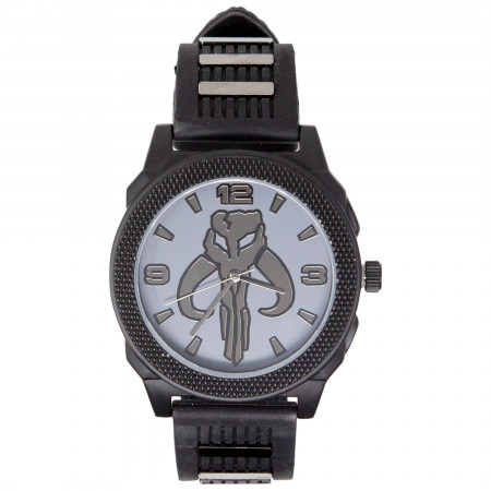 Star Wars The Mandalorian Symbol Watch