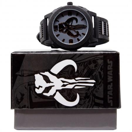 The Mandalorian Symbol Watch