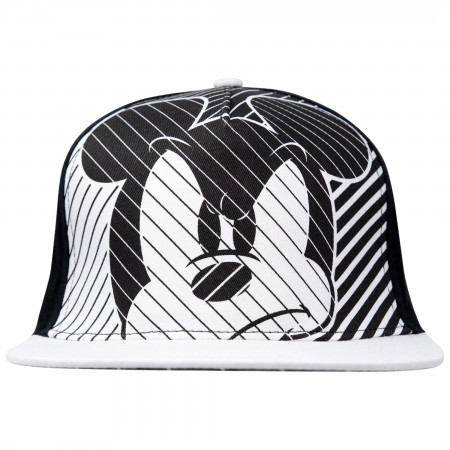Mickey Mouse Mad Face Hat