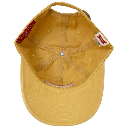 Miller High Life Gold Hat