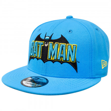 Batman 1980's New Era 9Fifty Adjustable Hat