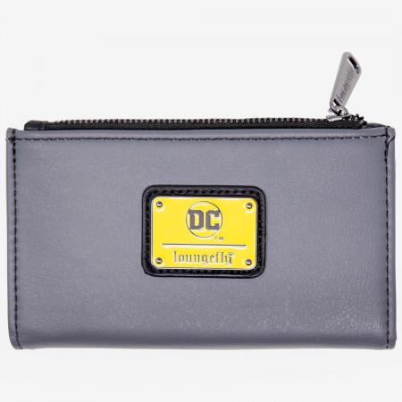 Batman Spotlight Faux Leather Wallet