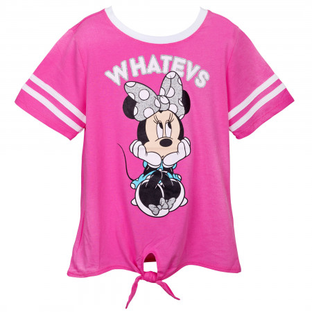 Disney Minnie Mouse Whatevs Youth T-Shirt