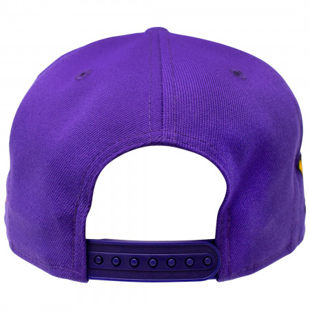 X-Men Sentinel Marvel 80th New Era 9Fifty Adjustable Hat