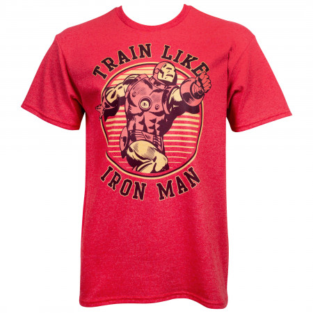 Iron Man Train Tshirt