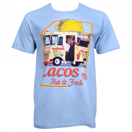 Deadpool Taco Truck Tshirt
