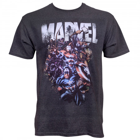 Marvel Avengers Grey T-Shirt