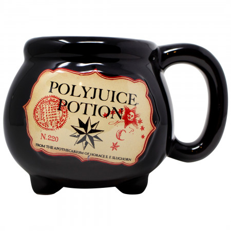 Harry Potter Polyjuice Potion Cauldron Mug
