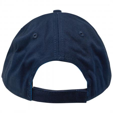 Bud Light Beer Logo Blue Adjustable Hat