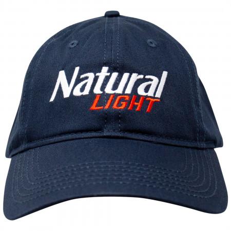 Natural Light Beer Adjustable Hat